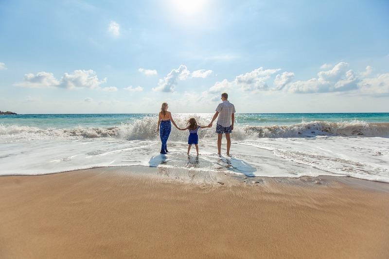 Settembre al mare con la famiglia e i bambini