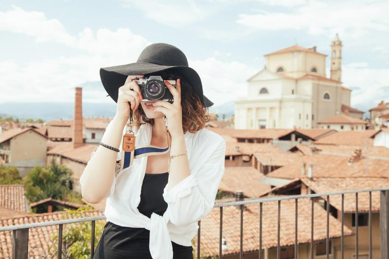 Quadro turismo estivo 2019 in Italia