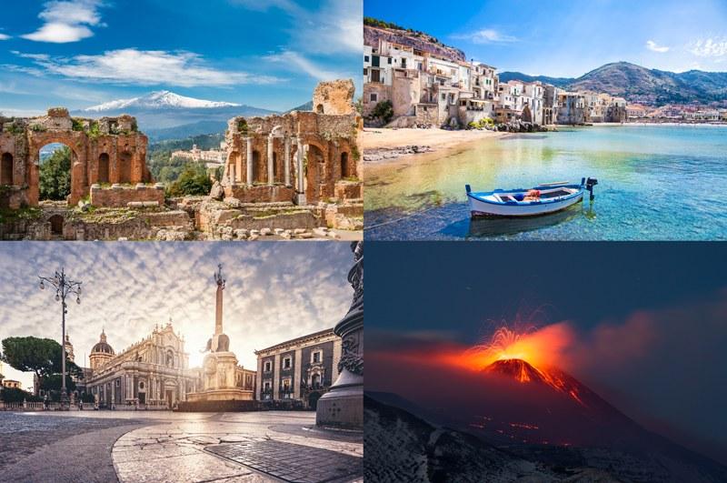 Viaggio tra storia e architettura siciliana